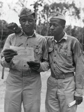 First African American Marines Decorated by the Second Marine Division in the Pacific Photo