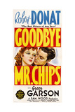 Goodbye, Mr. Chips Art