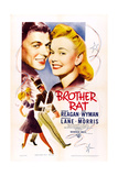 Brother Rat Posters