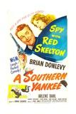 A Southern Yankee Planscher