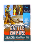 Cattle Empire Art