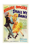Shall We Dance Posters