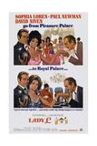 Lady L Affischer