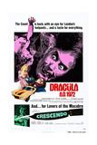 Dracula A.D. Plakater