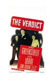 The Verdict Posters