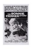 The Bonnie Parker Story Posters