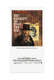 Pat Garrett and Billy the Kid Plakater