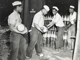African American Ammunition Handlers in the U.S. Navy During World War 2 Prints