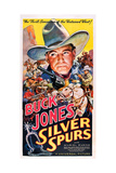 Silver Spurs Posters
