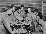 African American Aviation Cadets at Tuskegee Army Air Field Posters