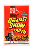 The Greatest Show on Earth Posters
