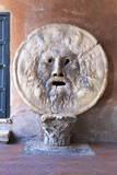 Bocca Della Verita, Santa Maria in Cosmedin, Rome, Lazio, Italy, Europe Photographic Print by  Peter