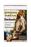 The Adventures of Tarzan Posters