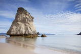 Cathedral Cove, Coromandel Peninsula, Waikato, North Island, New Zealand, Pacific Photographic Print by  Ian