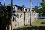 Hotel at Nelsons Dockyard, Antigua, Leeward Islands, West Indies, Caribbean, Central America Photographic Print by  Robert