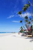 White Beach, Boracay Island, the Visayas, Philippines, Southeast Asia Lámina fotográfica por  Christian