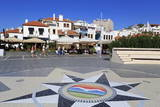 Compass in Old Town, Marmaris, Anatolia, Turkey, Asia Minor, Eurasia Photographic Print by  Richard