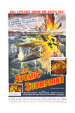 The Atomic Submarine Prints