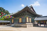 Bulguksa Temple, Gyeongju, UNESCO World Heritage Site, South Korea, Asia Photographic Print by  Michael