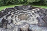 Bathing Pool (Nekum Pokuna), Polonnaruwa, UNESCO World Heritage Site, Sri Lanka, Asia Photographic Print by  Charlie