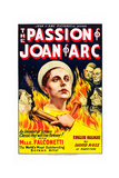 The Passion of Joan of Arc Posters