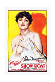 Show Boat Posters