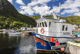 Small Harbour with Fishing Boats Outside St. John'S, Newfoundland, Canada, North America Photographic Print by  Michael