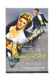 Magnificent Doll Poster