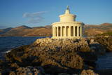 St. Theodoron Lighhouse, Argostoli, Cephalonia, Ionian Islands, Greek Islands, Greece, Europe Photographic Print by  Tuul