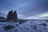 Sea Stacks and Rocks, Rialto Beach, Washington State, United States of America, North America Photographic Print by  James