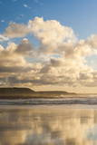 Constantine Bay at Sunset, Cornwall, England, United Kingdom, Europe Photographic Print by  Matthew