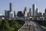 City Skyline, Houston, Texas, United States of America, North America Photographic Print by  Gavin