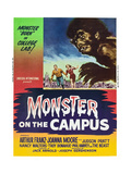 Monster on the Campus Posters