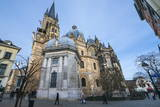 Aachen Cathedral, UNESCO World Heritage Site, Aachen, North Rhine Westphalia, Germany, Europe Photographic Print by  G&M