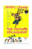 The Delicate Delinquent Art