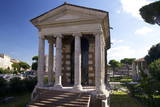 Temple of Portunus, Forum Boarium, 1st Century Bc, Rome, Lazio, Italy, Europe Photographic Print by  Peter