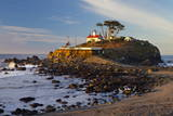Battery Point Lighthouse, Crescent City, California, United States of America, North America Photographic Print by  Miles