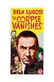 The Corpse Vanishes Prints