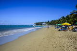 Cabarete Beach, Dominican Republic, West Indies, Caribbean, Central America Photographic Print by  Michael
