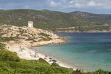 Costa Del Sud, Near Chia, Cagliari Province, Sardinia, Italy, Mediterranean, Europe Photographic Print by  John