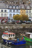 Fishing Boats, Cobh Town, County Cork, Munster, Republic of Ireland,Europe Photographic Print by  Richard