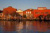 Murano Island Glass Factories, Venice Lagoon, Venice, Veneto, Italy, Europe Photographic Print by  Carlo
