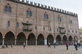 View of Palazzo Ducale, Piazza Sordello, Mantova, Lombardy, Italy, Europe Photographic Print by  Nico