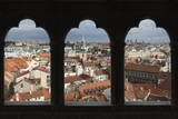 View over the City of Prague, Czech Republic, Europe Photographic Print by  Angelo
