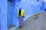 Chefchaouen, Morocco, North Africa, Africa Photographic Print by  Neil