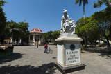 Parque Central, Granada, Nicaragua, Central America Photographic Print by  Sergio