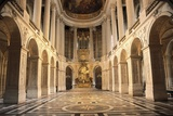 Royal Chapel, Palace of Versailles Photo by Robert de Cotte