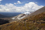 Steam Rising from Side of Mount Tongariro Photographic Print by  Stuart