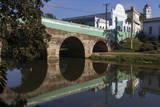 Yayabo Bridge, Built 1815, Sancti Spiritus, Cuba, West Indies, Caribbean, Central America Photographic Print by  Rolf