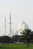 Sheikh Zayed Grand Mosque, Abu Dhabi, United Arab Emirates, Middle East Photographic Print by  Christian